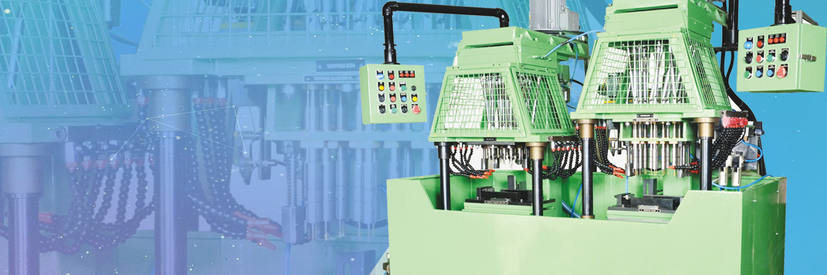MULTISPINDLE DRILLING TAPPING MACHINE