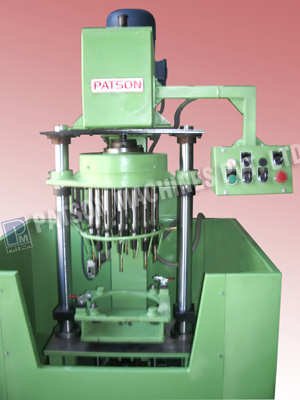 Multi-Spindle Drilling and Tapping Machines, 16 Spindle Tapping Machines