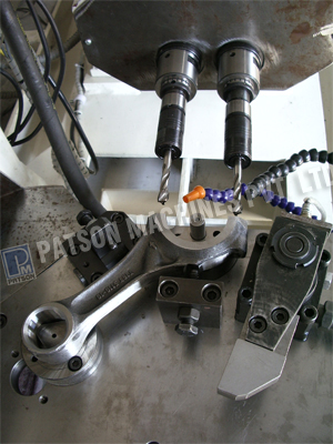 2 Spindle Tapping Machine for Tata Motors
