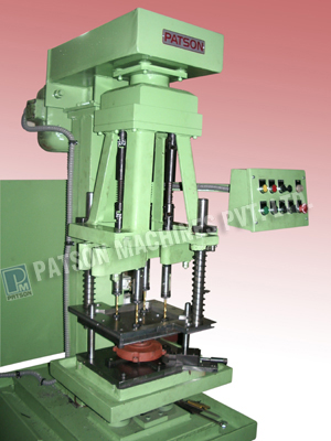 Multi Spindle Drilling Machines, Adjustable Multi Spindle Drilling Machines