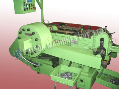 Ordnance Factory Machines, Lead Swaging Machines