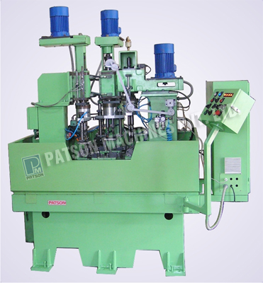 Rotary Indexing Drill, Reaming and Tapping SPM, Rotary Indexing Machines