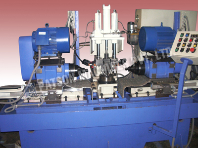 Boring Grooving Machines, Yoke Boring Grooving Machines